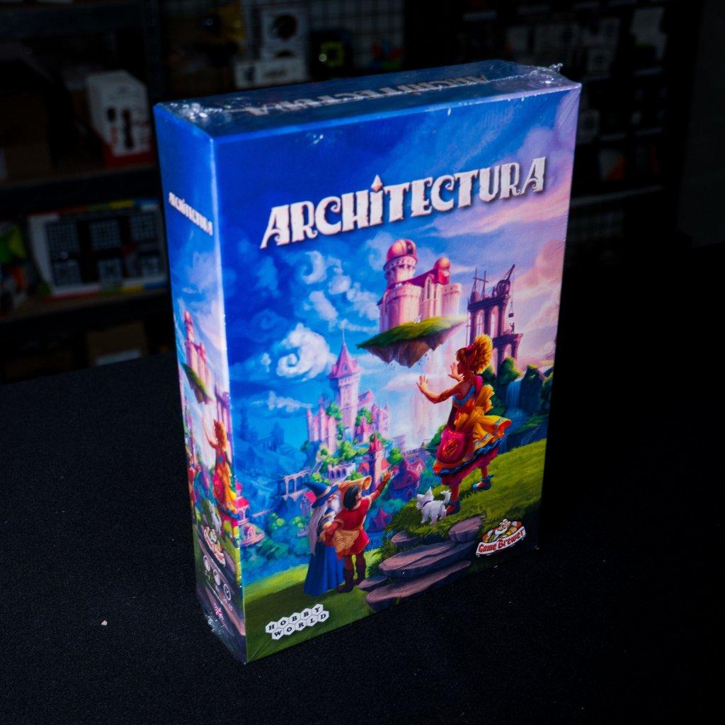 Architectura - EN (Game Brewer)