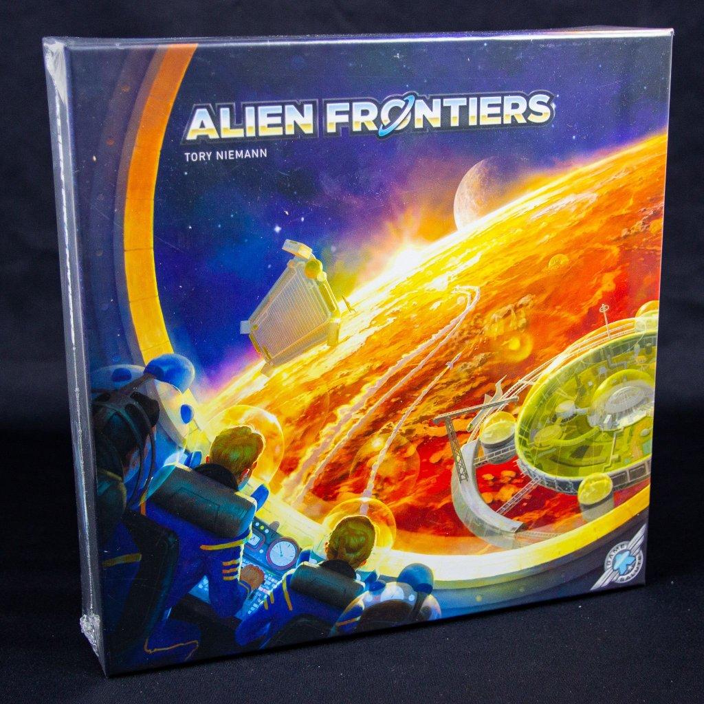 Alien Frontiers - EN (CMG)