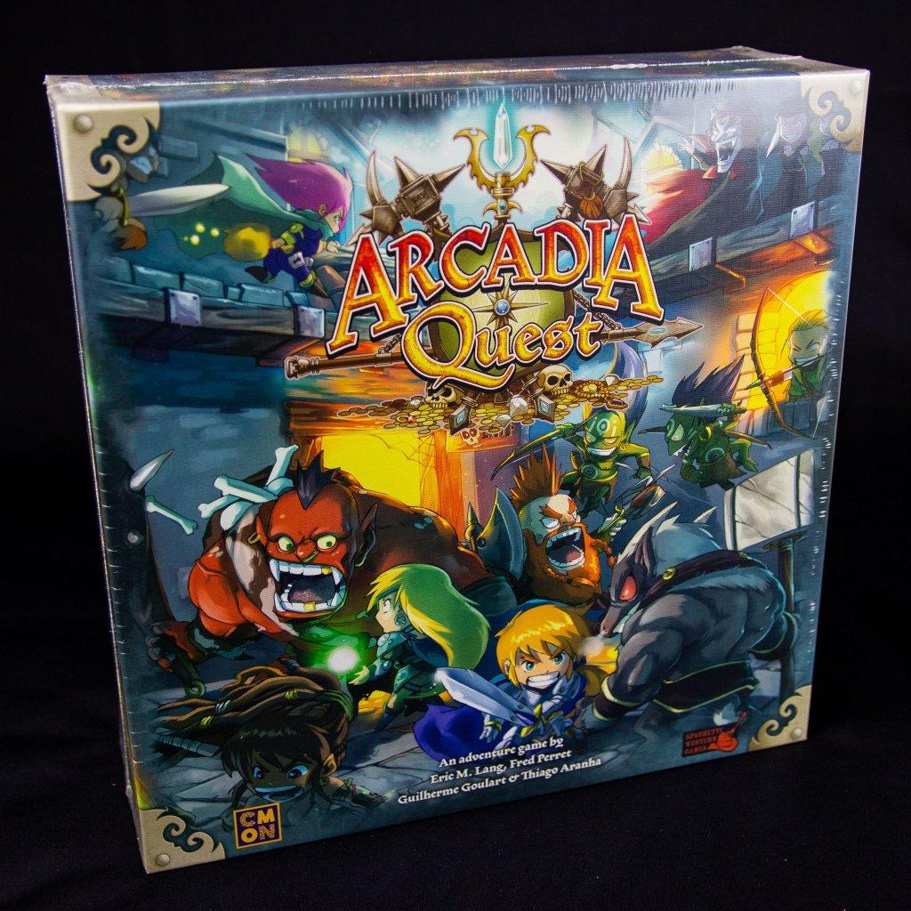 Arcadia Quest - EN (Cool Mini or Not)
