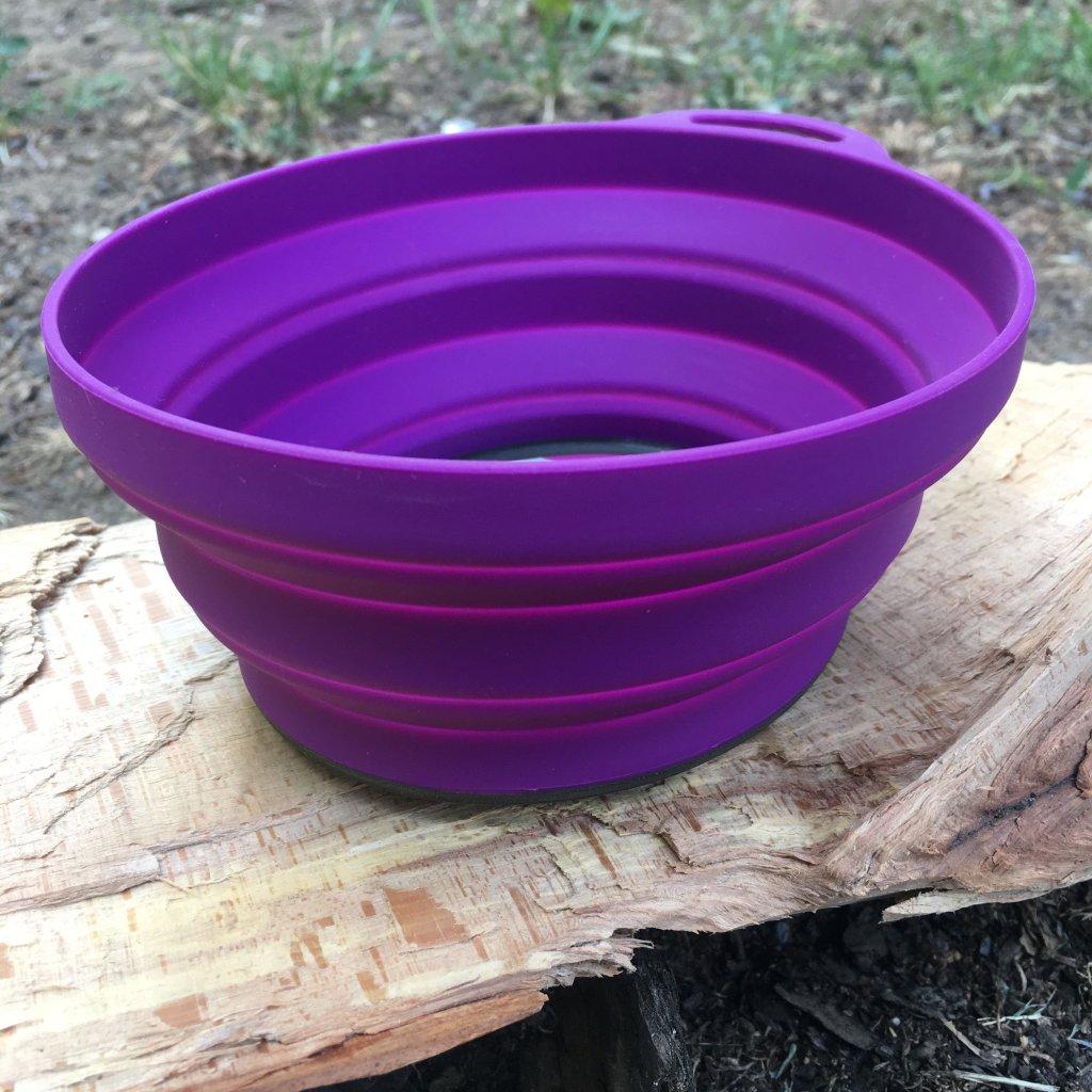 Lifeventure Skládací miska Ellipse Bowl