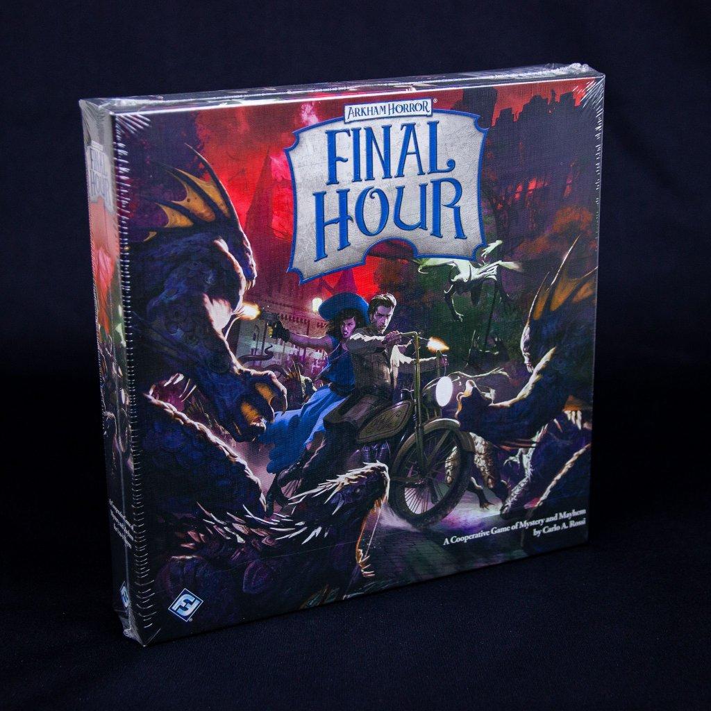 Arkham horror: Final Hour - EN (FFG)