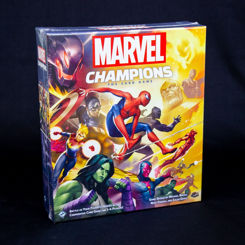 Marvel Champions: The Card Game - EN (FFG)