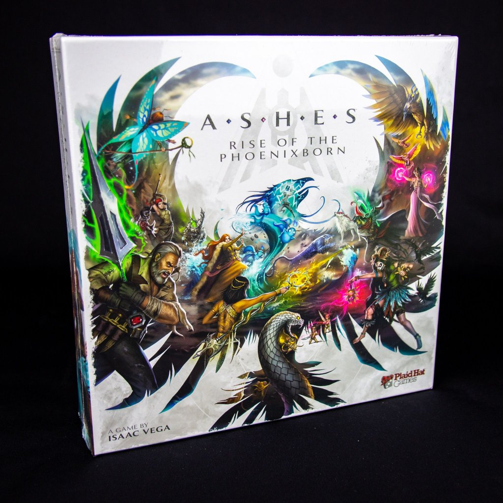 Ashes: Rise of the Phoenixborn - EN (Plaid Hat Games)