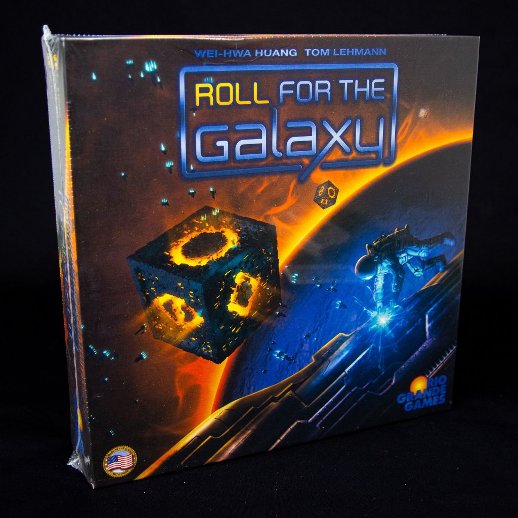 Roll for the Galaxy - EN (RGG)