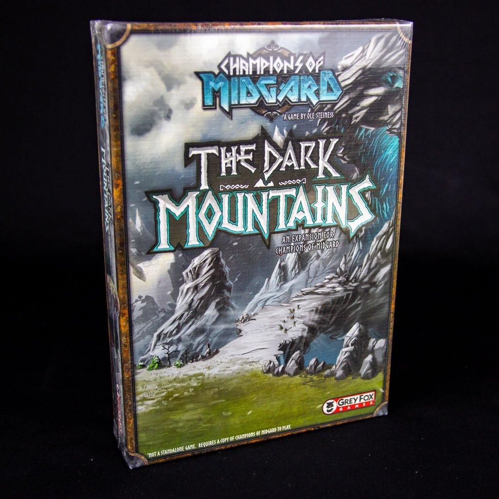 Champions of Midgard: The Dark Mountains -  EN (Grey Fox Games)