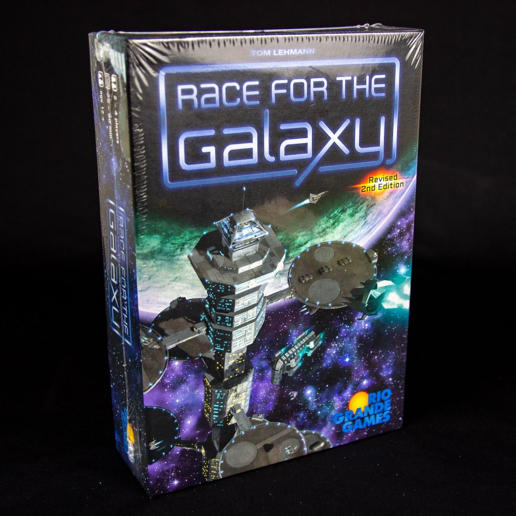 Race for the Galaxy - EN (RGG)
