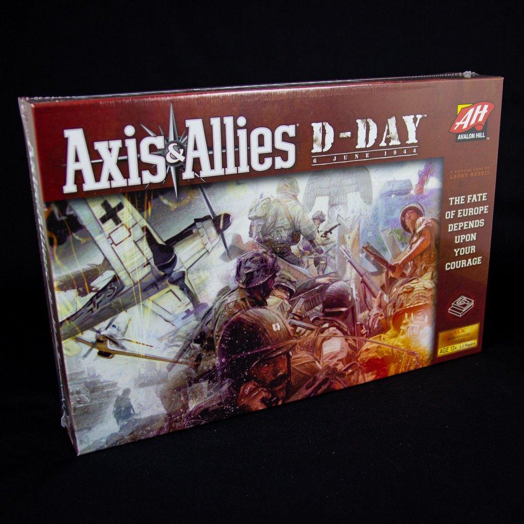 Axis & Allies: D-Day - EN (Avalon Hill)