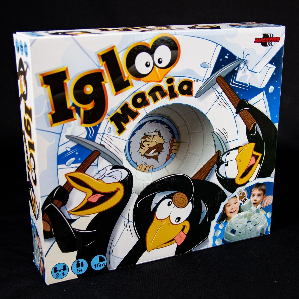 Igloo Mania (FanFactory)