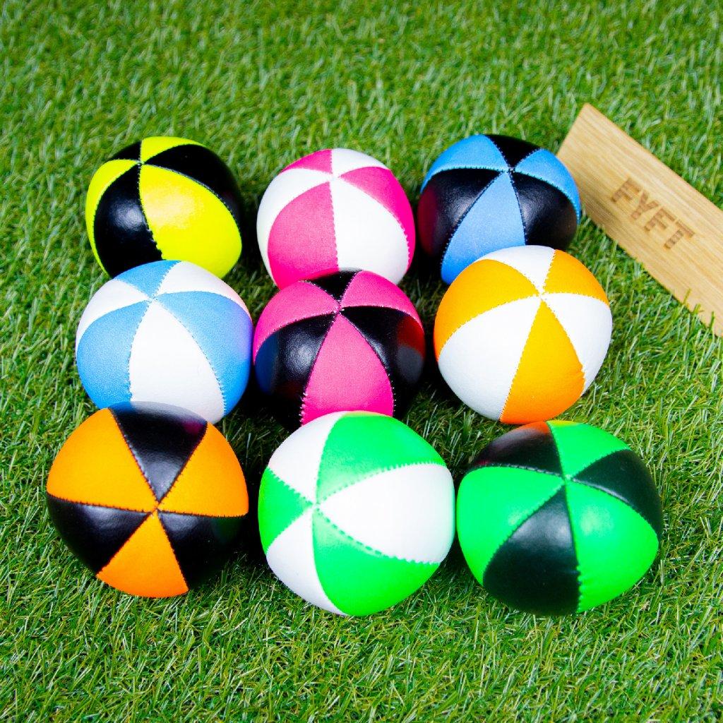 6panel UV míček