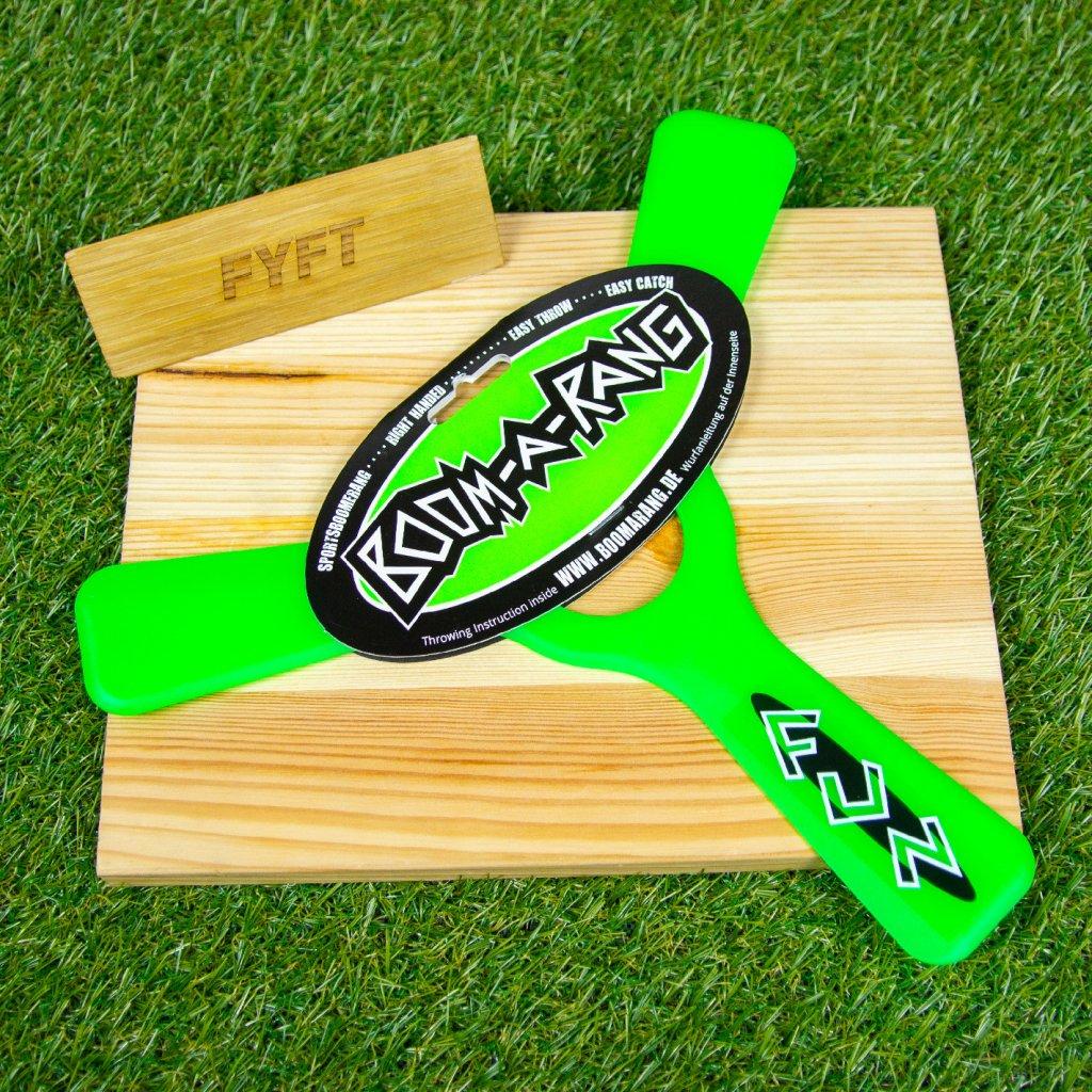 Bumerang Fun Rang (Boomerang Fan)
