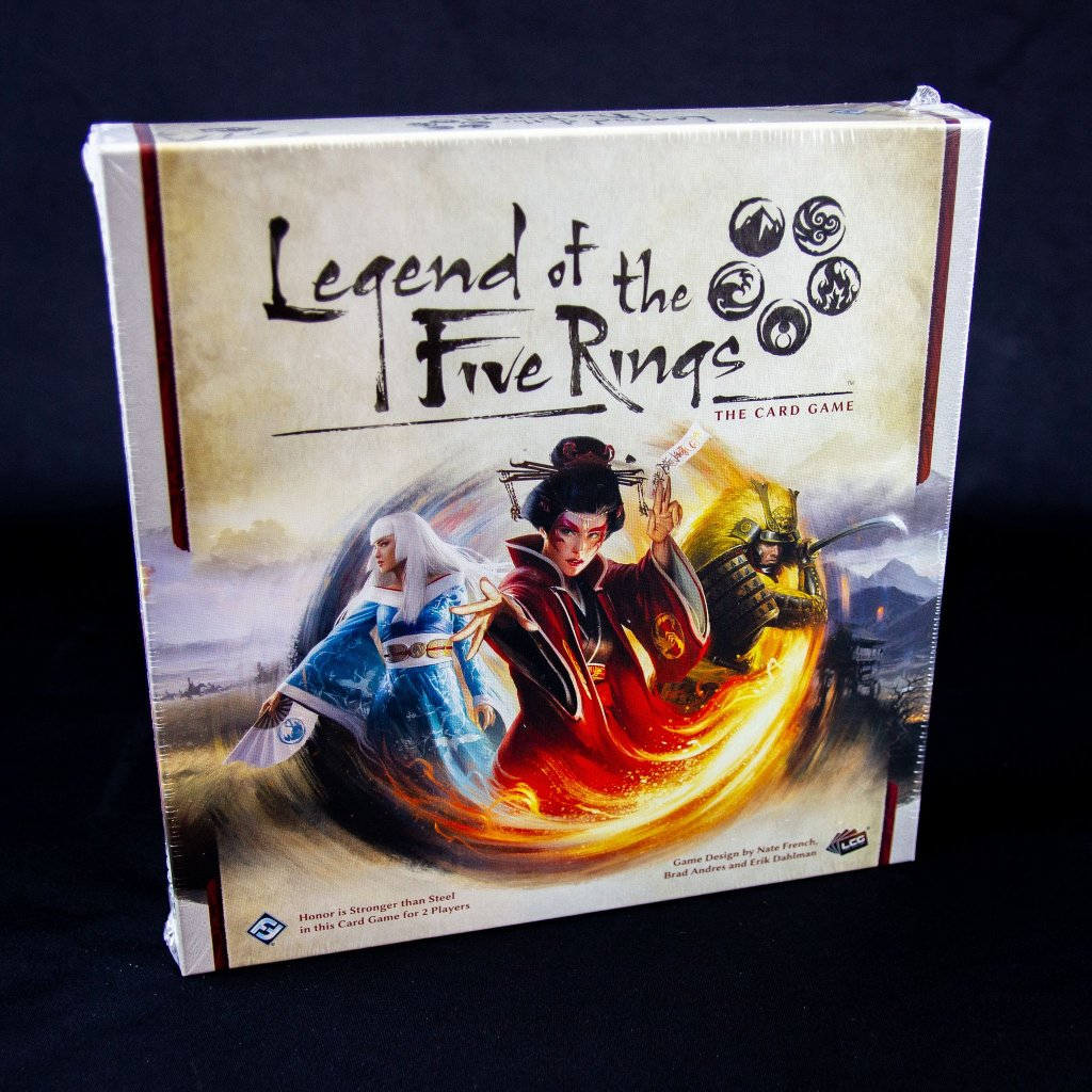 Legend of the Five Rings: The card game - EN (FFG)