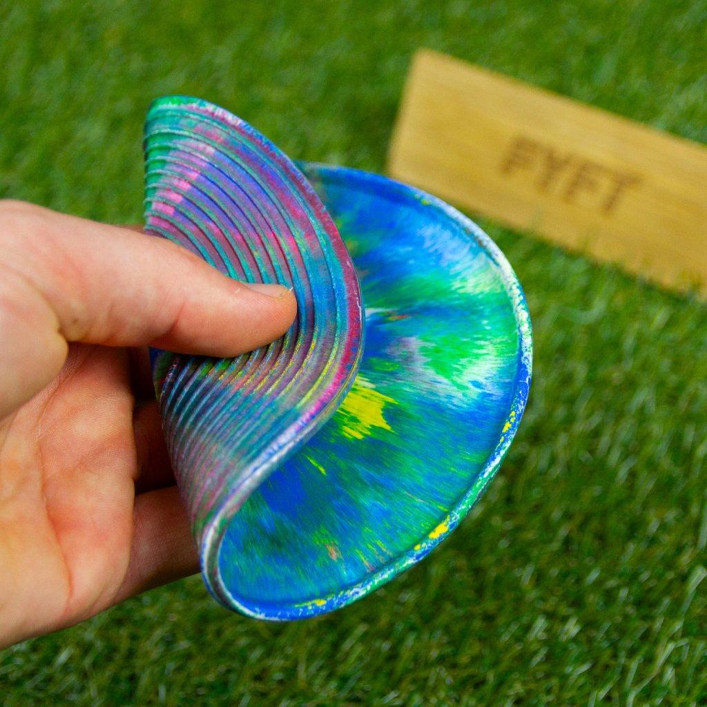 Měkký gumový disk 13cm