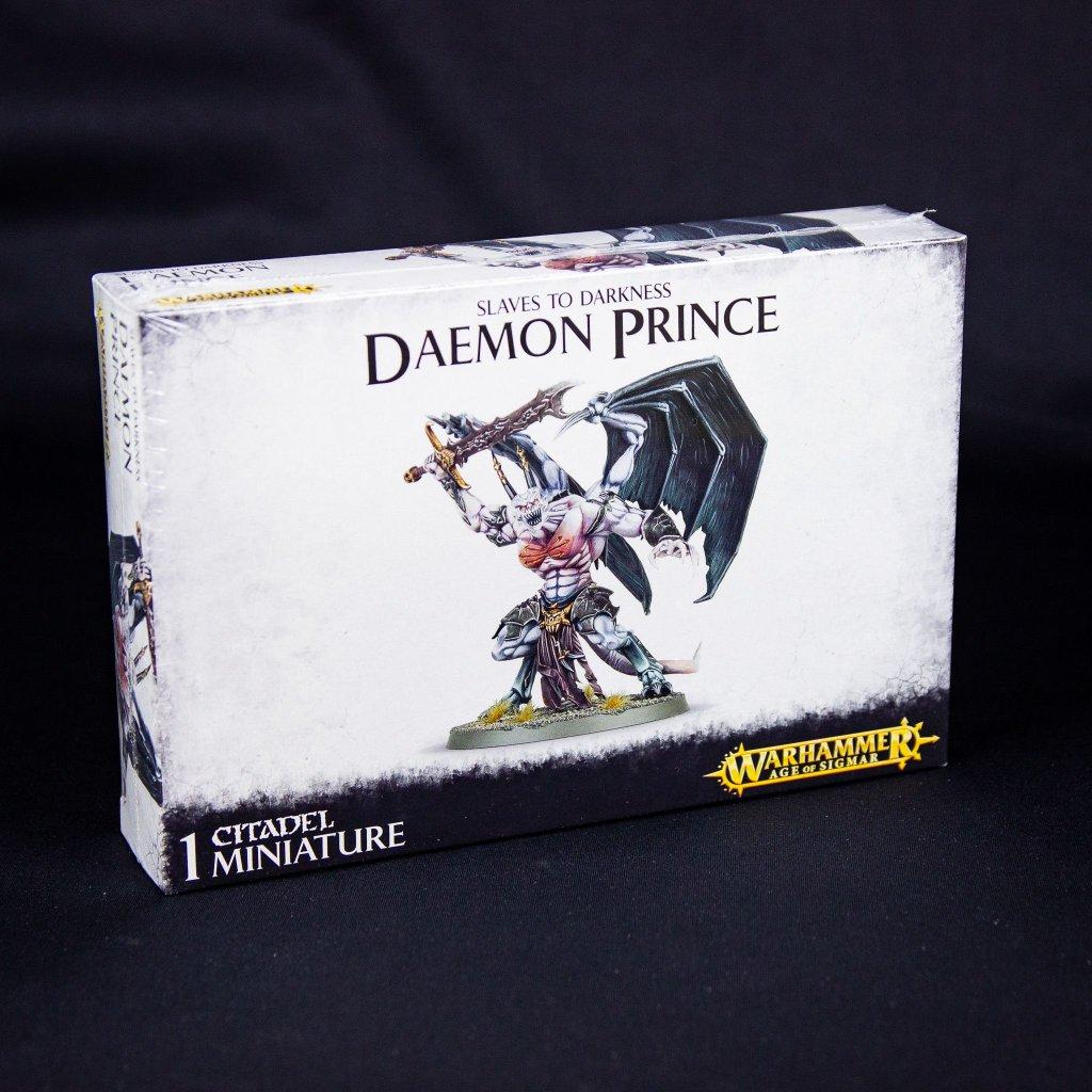 Warhammer: Age of Sigmar - Slaves to Darkness Daemon Prince