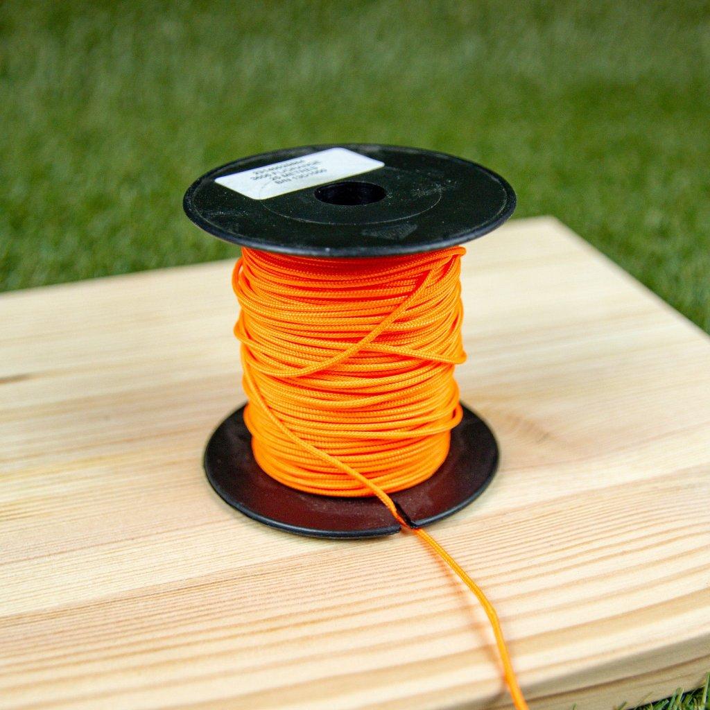 String k diabolu - 25m UV Super Slick