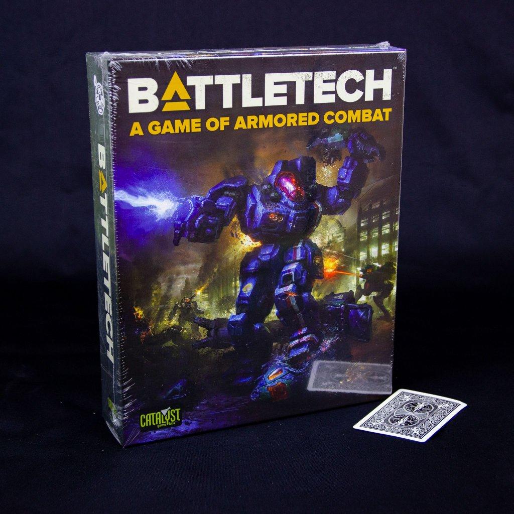 Battletech: Game of Armored Combat - EN (CGL)