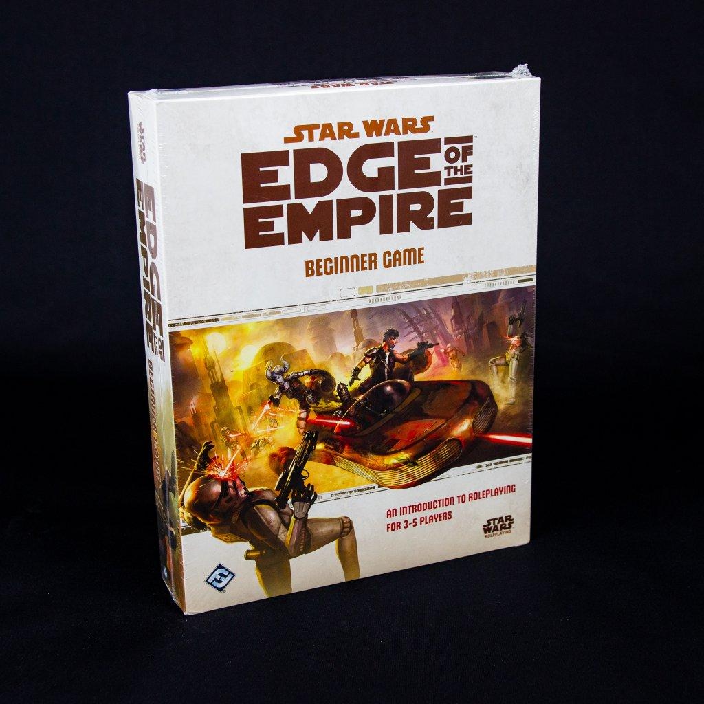 Star Wars RPG: Edge of the Empire Beginner Game - EN (FFG)