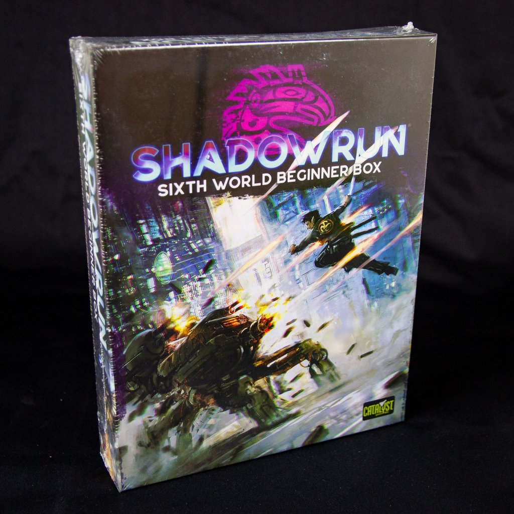 Shadowrun Sixth World: Beginner Box - EN (CGL)