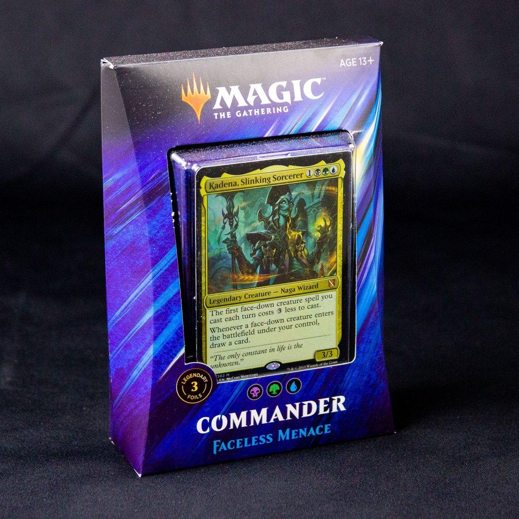 Faceless Menace - Commander 2019 MTG (Magic: The Gathering)
