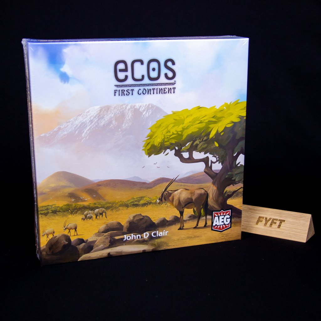 Ecos: The First Continent - EN (AEG)