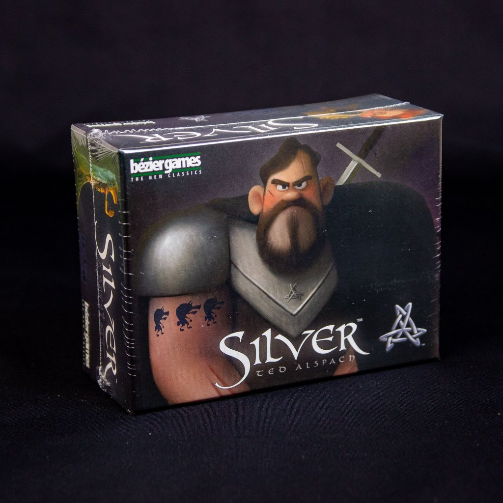 Silver - EN (Bézier Games)