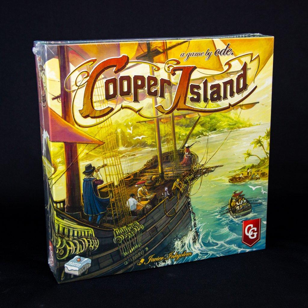 Cooper Island - EN (Capstone Games)