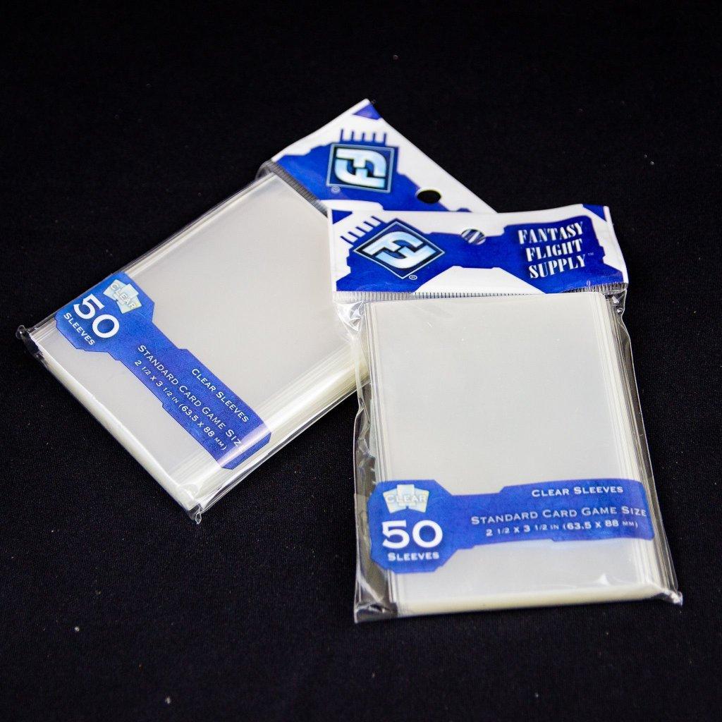 FFG Standard (63,5 x 88 mm, 50ks) - obaly na karty