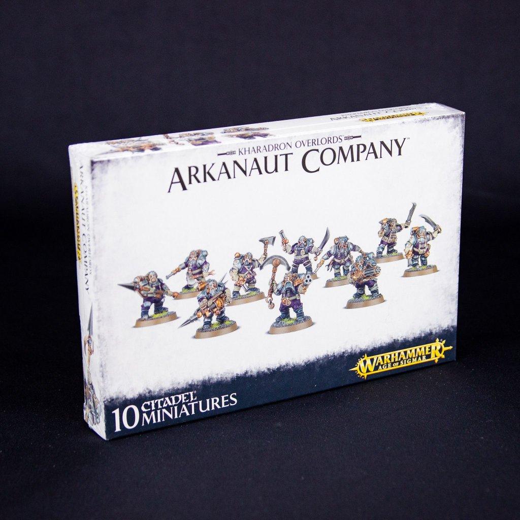 Warhammer: Age of Sigmar - Kharadron Overlords Arkanaut Company