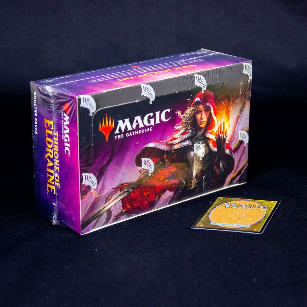 Throne of Eldraine MTG booster BOX (Magic: The Gathering)