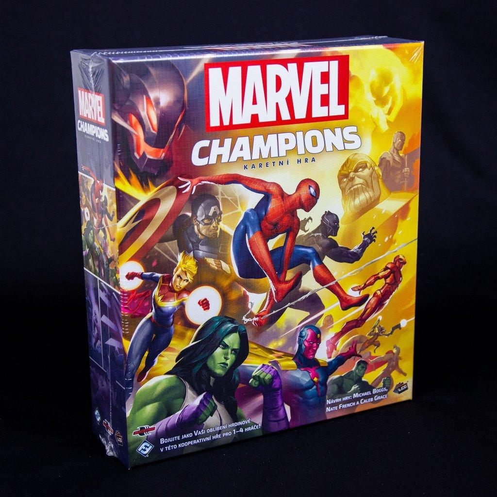 Marvel Champions: Karetní hra (FFG)