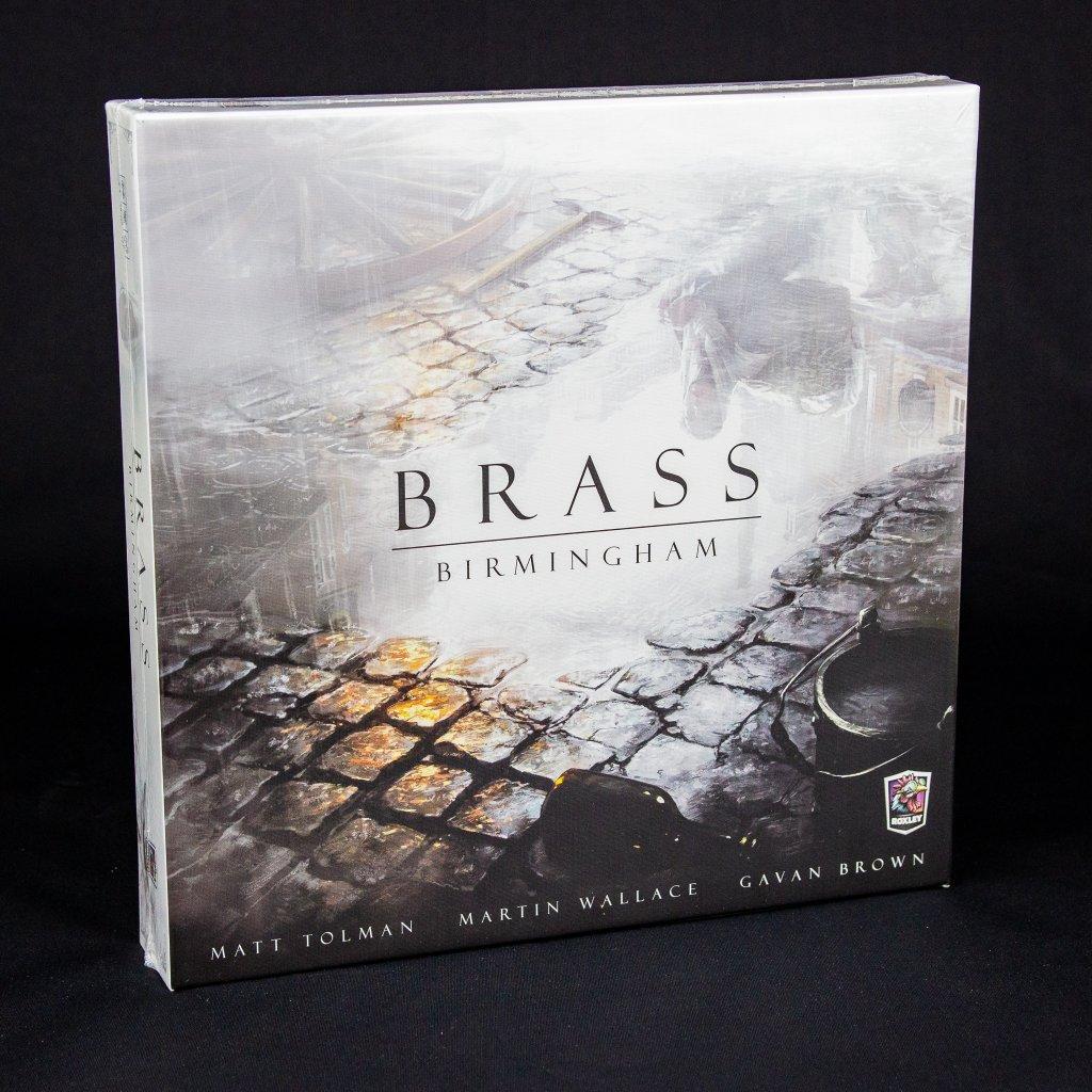 Brass: Birmingham - EN (Roxley Games)