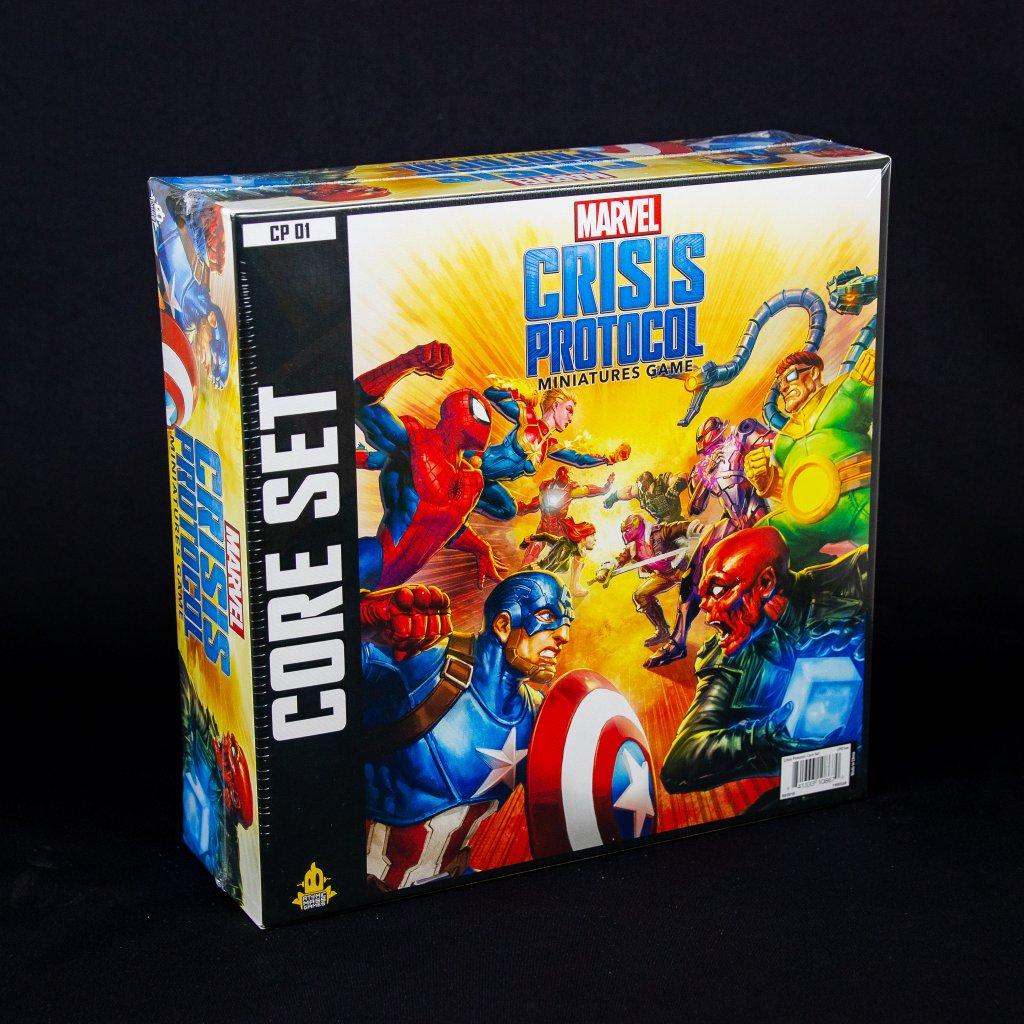 Marvel Crisis Protocol: Core Set - EN (FFG)