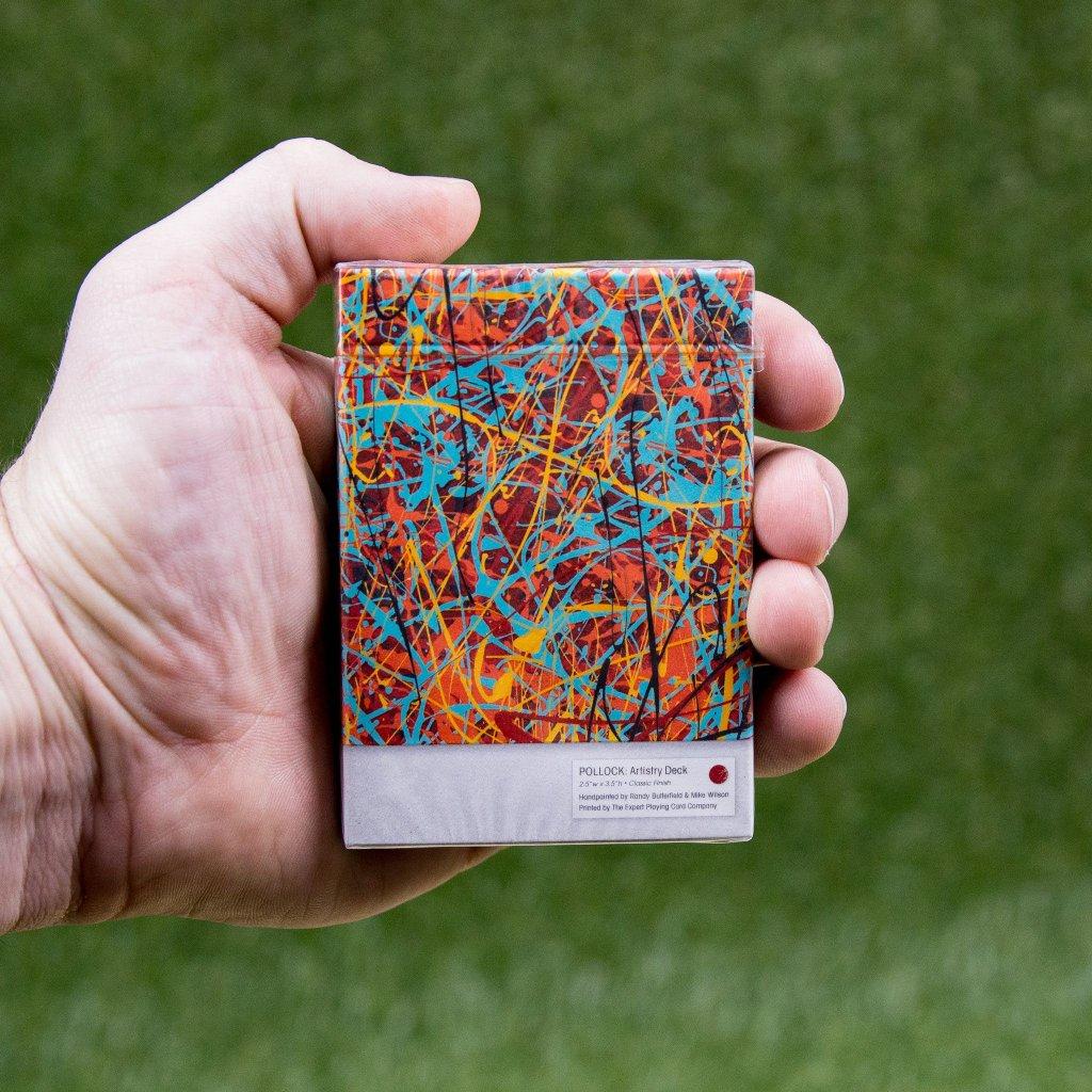 Pollock Artistry deck (EPCC)