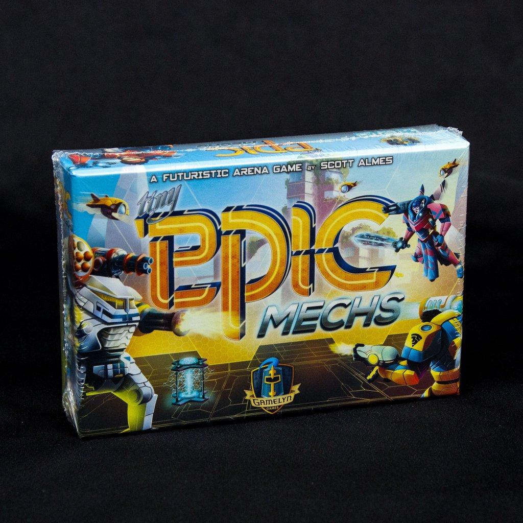 Tiny Epic Mechs - EN (Gamelyn Games)