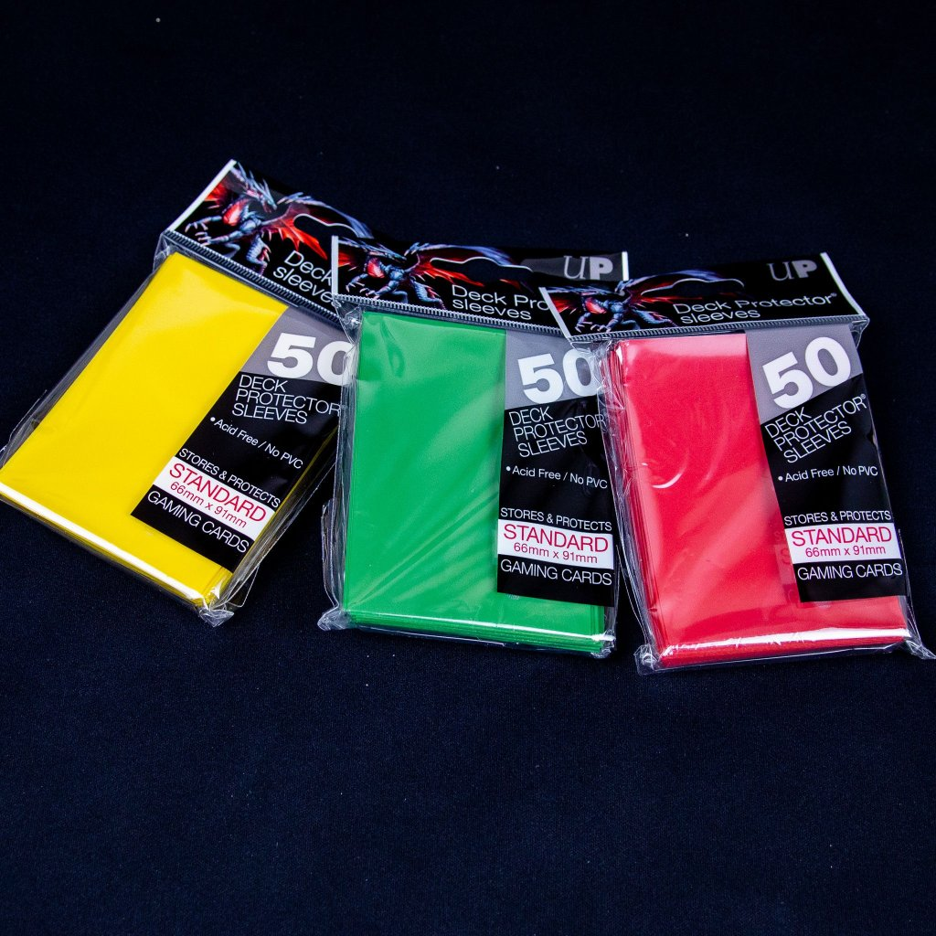 Obaly Ultra Deck Protector Sleeves (66 x 91mm, 50ks)