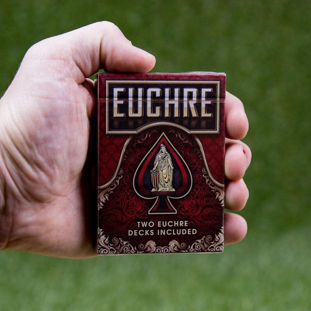 Euchre V2 Deck (Midnight cards)