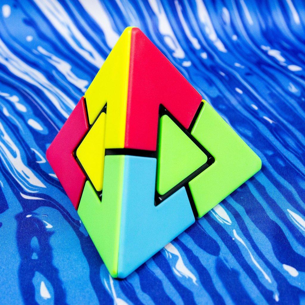 Duo Pyraminx (Fanxin)