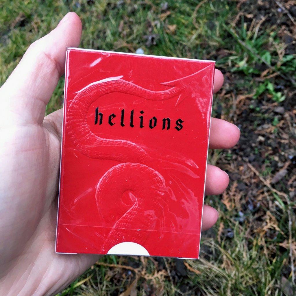 Hellions (Daniel Madison/Ellusionist)