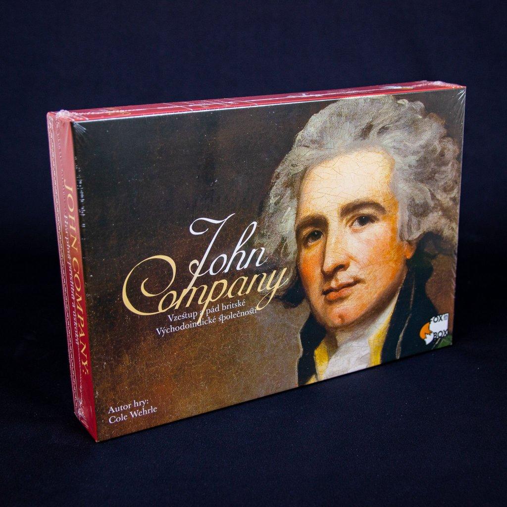 John Company - CZ (Fox in the Box)