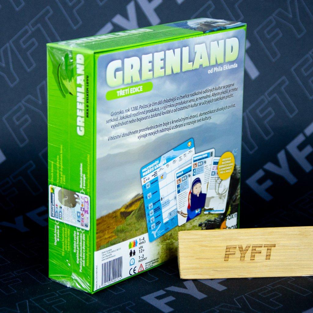 Greenland - CZ (Fox in the Box)