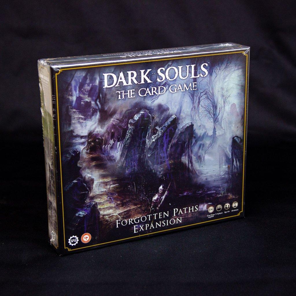 Dark Souls: The Card Game - Forgotten Paths Expansion - EN (SFG)