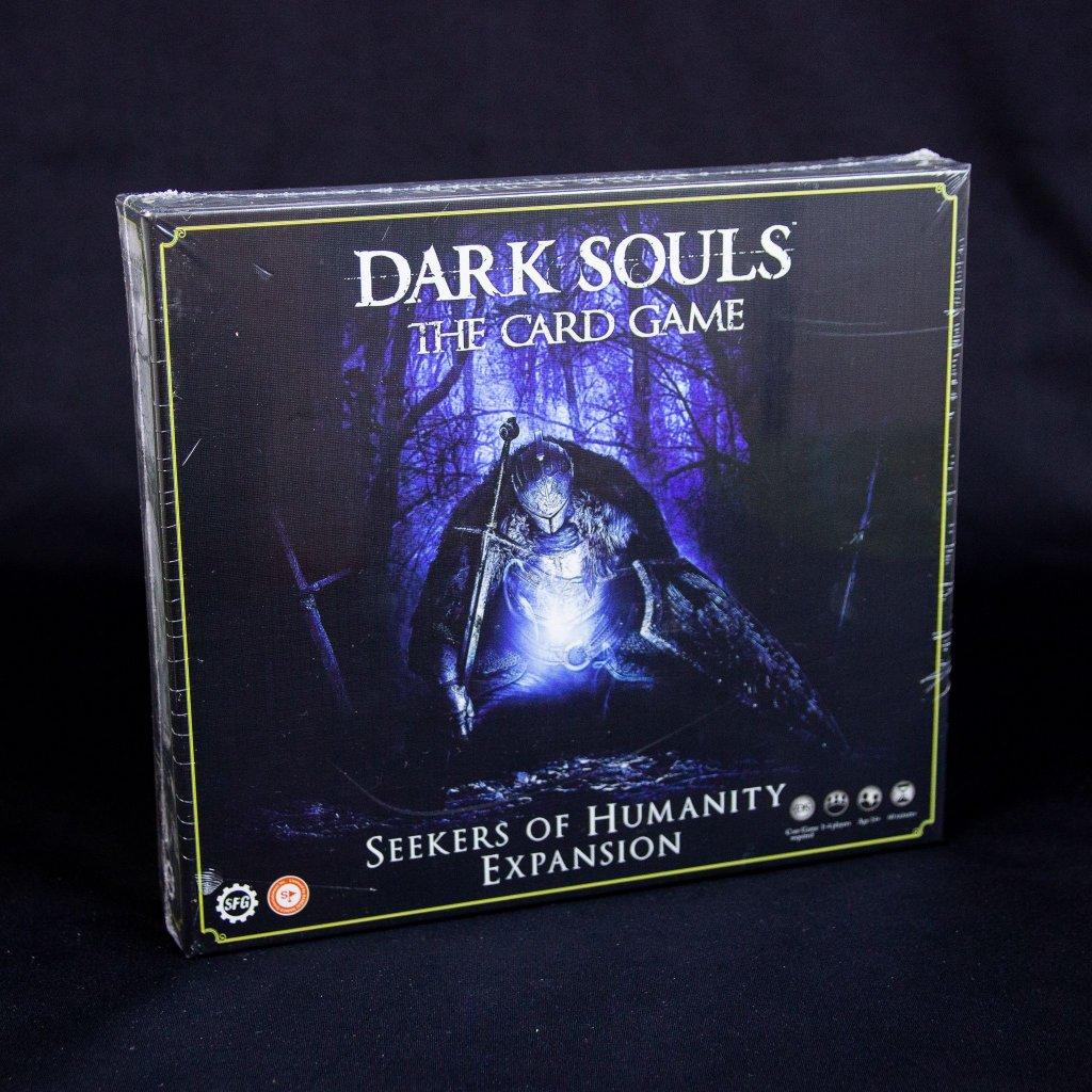 Dark Souls: The Card Game - Seekers of Humanity Expansion - EN (SFG)