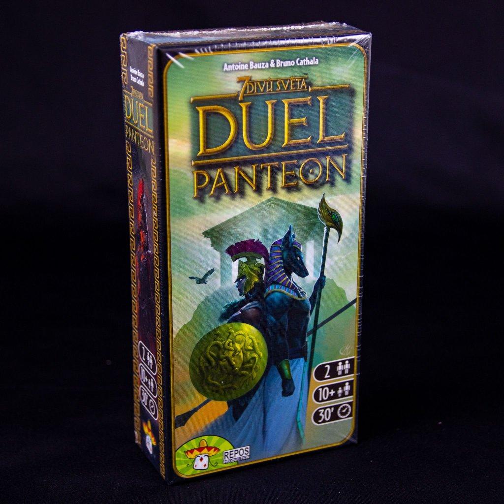 7 divů světa: Duel - Pantheon (Blackfire)