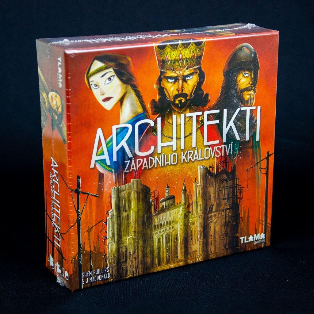 Architekti Západního království (Garphill Games)