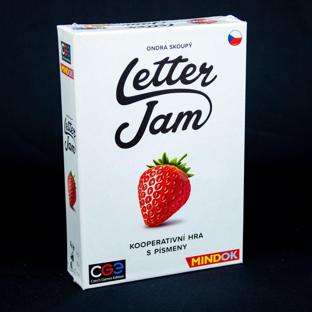 Letter Jam - CZ (Mindok)