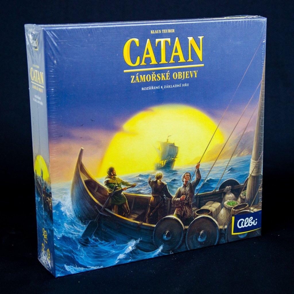 Catan - Zámořské objevy (Albi)