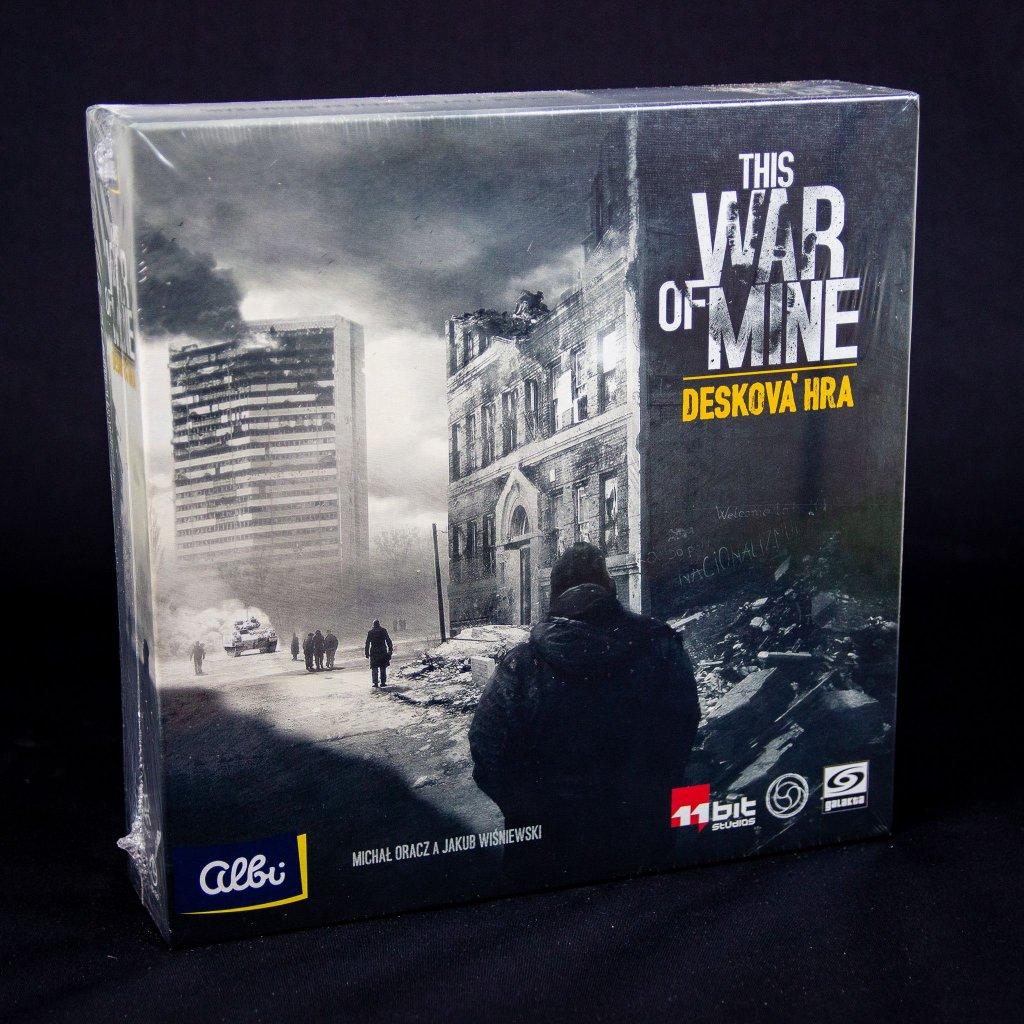 This war of mine - CZ (Albi)