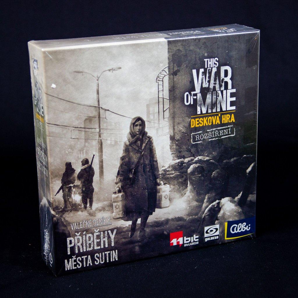 This war of mine: Příběhy města sutin (Albi)