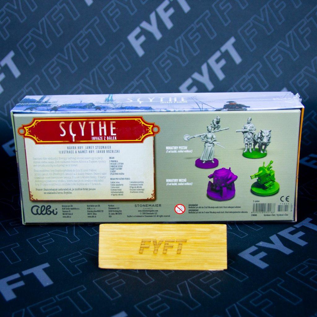 Scythe: Invaze z dálek (Albi)