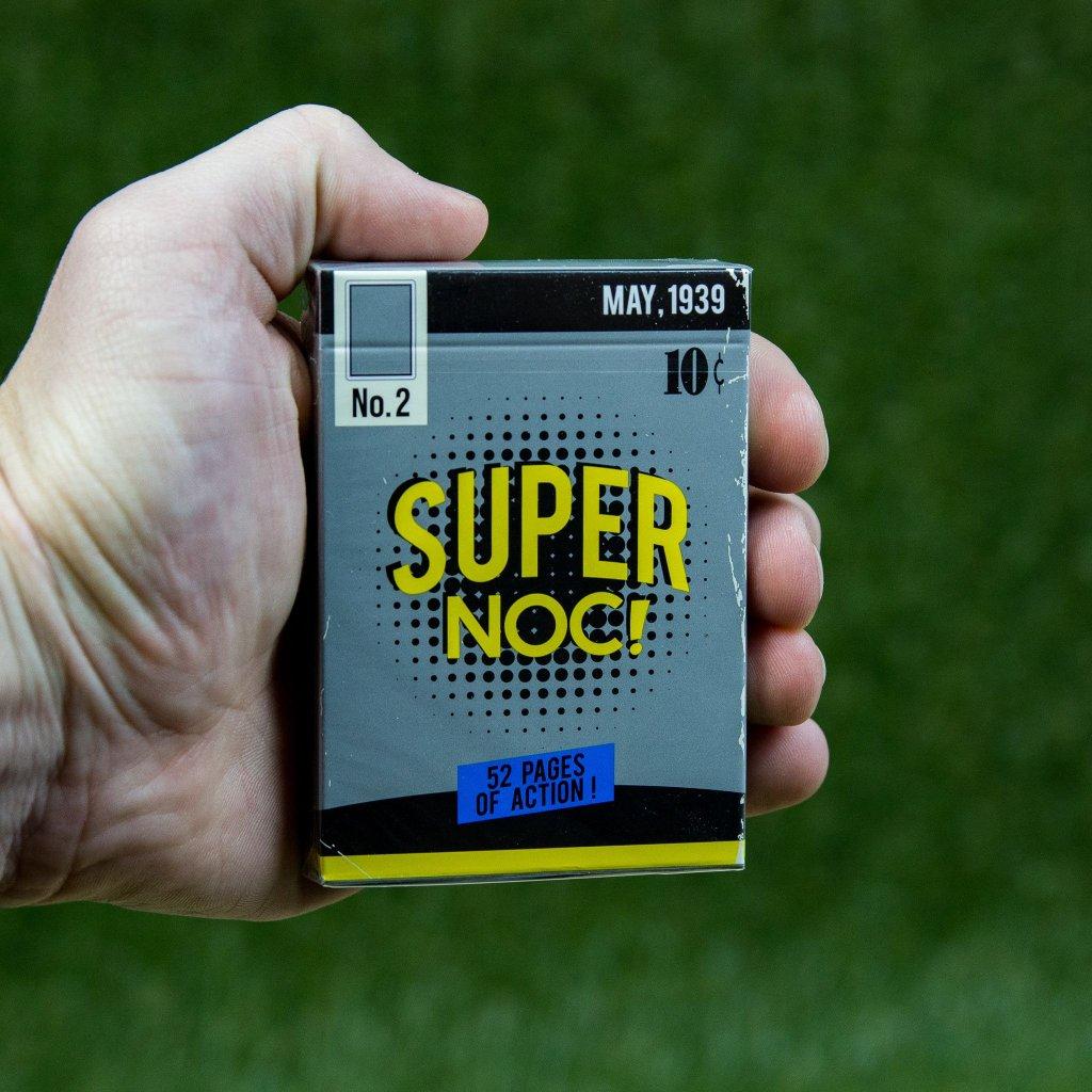 Super NOC V2: BATNOCs - karty (USPCC)
