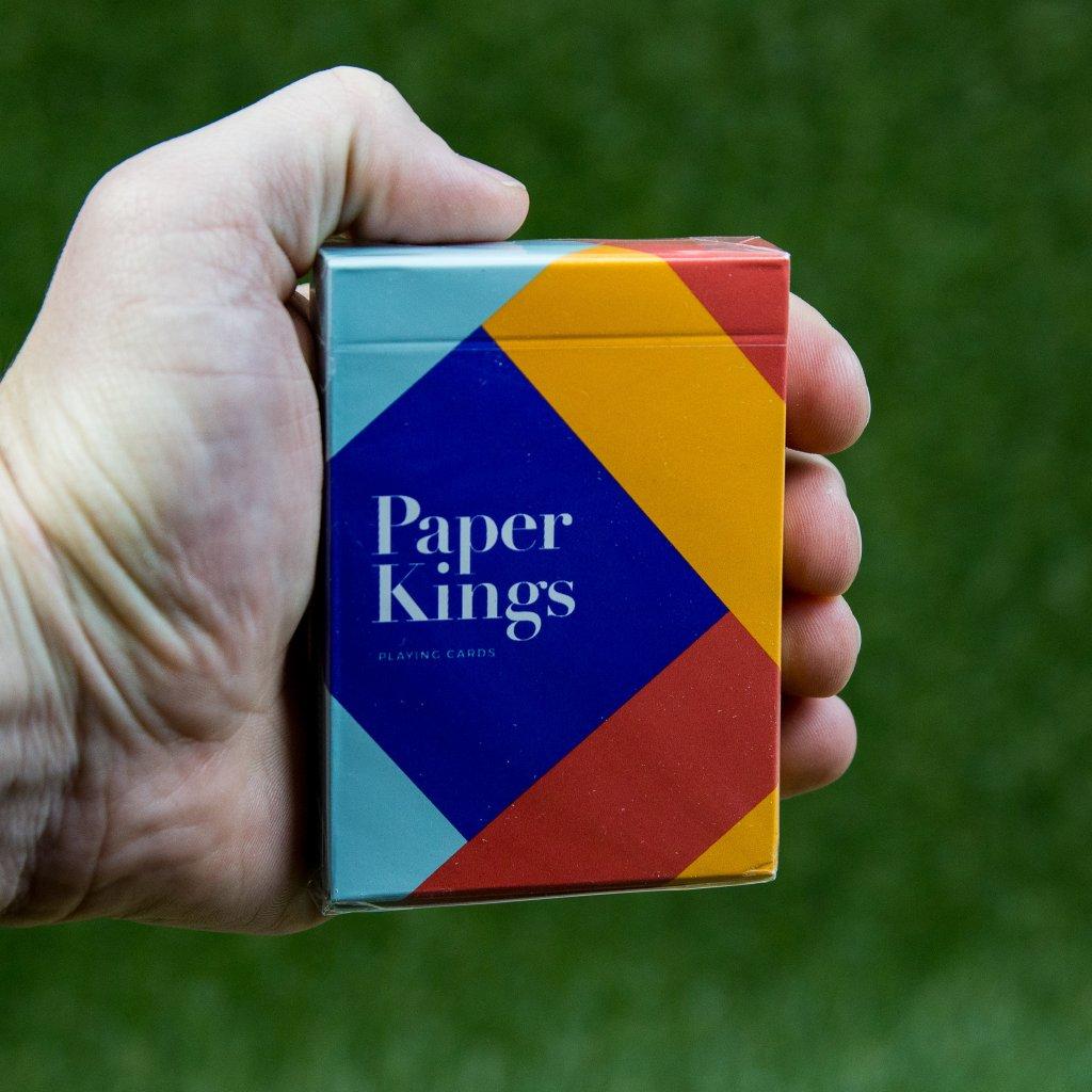 Paper Kings Playing cards (Artisan Playing Cards)